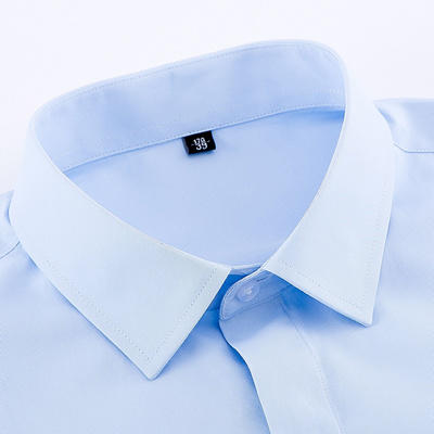 ae0063503 online Mens French Cuffs Solid Classic Dress Shirt with Tie Standard-fit  Long Sleeve Covered