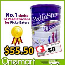 [Pediasure] 1.6kg Vanilla Milk Powder for 1-10 yo Picky Eaters
