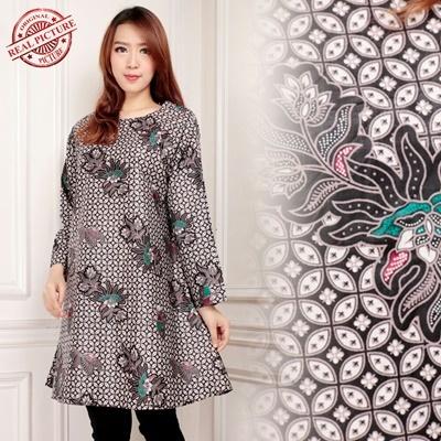 Midi Dress Reiko Batik Tunic