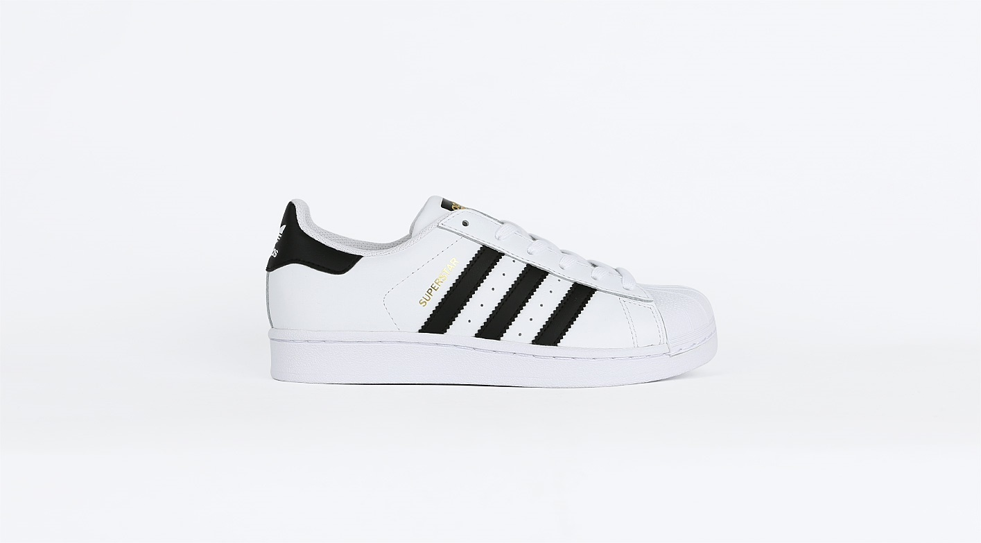 new style 5e04b 4f9ed Show All Item Images. close. fit to viewer. prev next.  ADIDAS  SUPERSTAR J  C77154 FTWWHT CBLACK FTWWHT