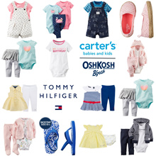 Fr $9.90 Carters Oshkosh Tommy CK Kids Clothes