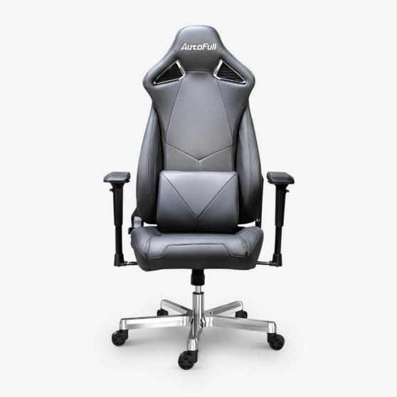 Superb Xiaomiproud Wind Leather Sports Car Concept Gaming Chair Gray Caraccident5 Cool Chair Designs And Ideas Caraccident5Info
