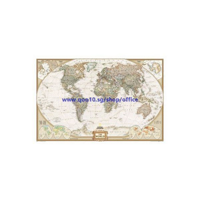 Qoo10 national geographic maps world executive wall map search qoo10 national geographic maps world executive wall map search results qranking items now on sale at qoo10 publicscrutiny Images