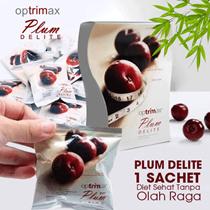 Optrimax Plum Delite 1 Sachet - Healthy Diet Without Sports