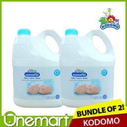[KODOMO] Baby Laundry Detergent 3000ml X 2 ★ SPECIALLY FOR WASHING BABY