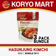 Hasunjung Kimchi 150g / bundle of 3