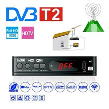Dvb T2 TV Box Wifi Usb 2.0 Full-HD 1080P DVB-T2 Tuner TV Box Satellite TV Receiver Tuner DVB T2