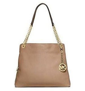 eb66ec76e6e9 [MICHAEL MICHAEL KORS] B016ARY6E2 - Michael Michael Kors Purse Jet Set  Chain Large Shoulder