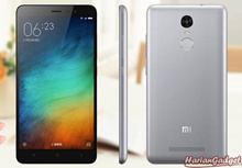 Xiaomi Redmi Note 3 Pro 3/32 GB - Garansi Distributor 1 Tahun