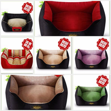 pet bed dog bed dog house dog beds cat beds cat house full removable and washable thickening Oxford