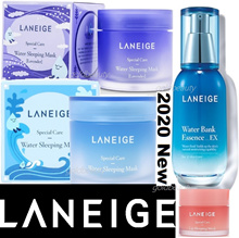 🌹 LANeige Sleeping pack ★ facial Lavender Mask Pack Skin Emulsion Light Cream eye brow lip 2020 NEW