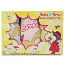 Celana Dalam Bayi Perempuan L Strawberry 3 pcs - CDB151
