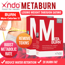 [50% OFF]Bundle of 5 Xndo Metaburn Capsule