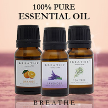 LAST DAY!!! ❤❤SUPER SALES PROMO - 3 FOR $9.90 ONLY❤❤  BREATHE Pure and Natural Essential Oil