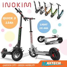 ★100% Authentic INOKIM MINI★ QUICK3/QUICK2/LIGHT/MINI Foldable Electric Scooter