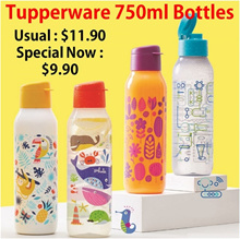 Time Sales Special ★Authentic Tupperware★ BPA Free Water Bottles * Tumbler * Sports * Barbie Dol