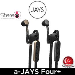Jays A-Jays four+ Headphone   Earphone   Local Set with Local Warranty 8283c4f420513