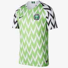 HOT - POPULAR Nigeria 2018 World Cup Home Mens Football Jersey