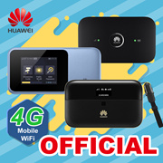 Huawei Official 4G LTE Mobile Wifi Sim Card Router Travel Light Portable Pocket Wifi Unlocked Mifi