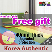 [PO] ◆Korea Authentic◆ Folding Play Mat Playmat ◆Korea Hit playmat / Folding mattress/baby kids safe