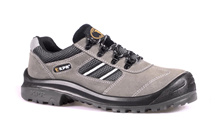 KPR Safety Shoes Sport Grey M-017G (Low Cut lace up) *FREE SHIPPING BY QXPRESS*