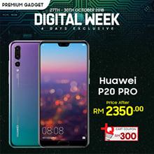 Huawei P20/P20 Pro  4GB/6GB RAM + 128GB ROM (Huawei Malaysia Warranty)