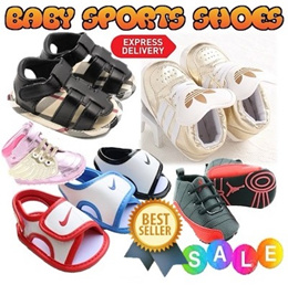 [ORTE] Sport Baby Prewalkers Shoes Boy Girl Toddler ★Best Price★Express Delivery★ Best Selling★