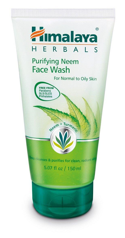 Himalaya Herbals Neem Face Wash 150ml (Helps Prevent Pimples)