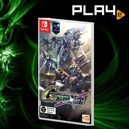 Nintendo Switch SD Gundam G Generation Cross Rays