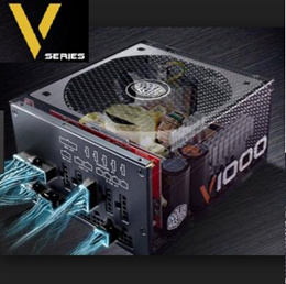 Cooler Master V1000 - Fully Modular 1000W 80 PLUS Gold PSU ( Black Friday Special Offer)