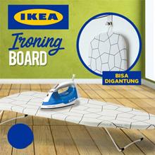 GRATIS ONGKIR JABODETABEK Meja Setrika untuk di meja hemat tempat krn bisa digantung IKEA JALL