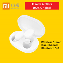 Xiaomi AirDots Wireless Bluetooth Earphone BT 5.0 MI Stereo Headset