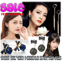 Sale★Best Selling Jewelry★Necklace★925 Silver Ear Rings★ Bracelet★Rings★Free Delivery