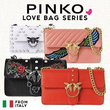 Pinko Love Bag Series / Import from Italy / 100% Authentic / Limited Editions