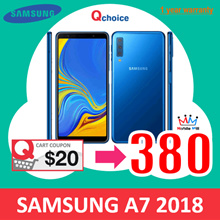 1 Year Local Warranty | Samsung Galaxy A7 2018 | NEW MODEL!