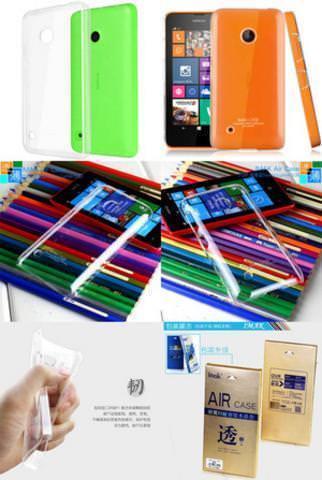 Imak Crystal Case 1st Series Nokia Lumia 530