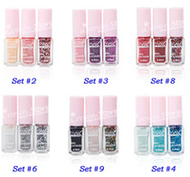 ★Mini Set Nail Polish Lacquer ★ Christmas 1 Day Special Offer! Cocktails Collections ★