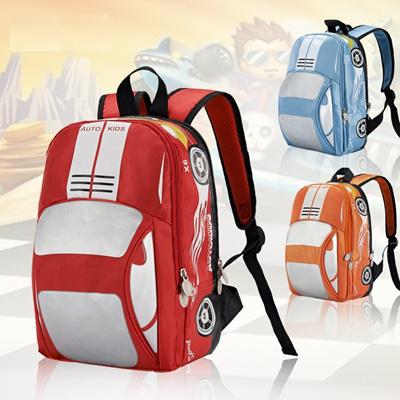 f49f08d67ee8 Fashion 3D Car Shape Backpack for Kids School Backpacks In Primary School  for Children Boys Girl
