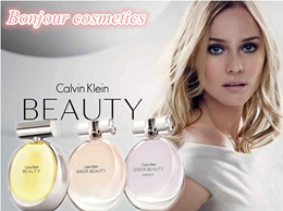【TESTER】Calvin Klein Beauty/Sheer Beauty/Sheer Beauty Essence(EDP/EDT/Women)simple cap