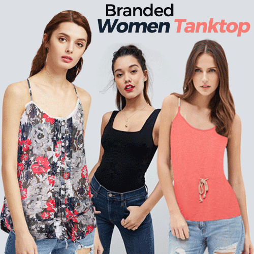 NEW UPDATE! Branded Women Tanktop Deals for only Rp15.000 instead of Rp34.884