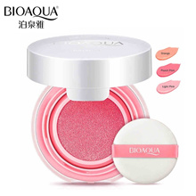 Bioaqua Cushion Blush On Smooth Muscle Flawless