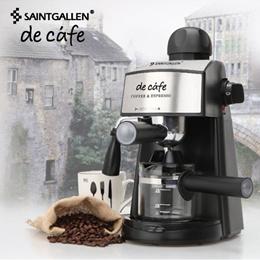Saintgallen Decafe Coffee Maker Machine CM6811/ Espresso / Cappuccino Coffee Maker