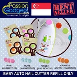 LittleBees / Zoli Baby Auto Nail Cutter Refill [REFILL ONLY]