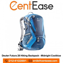 Deuter Futura 28 Hiking Backpack - Midnight Coolblue