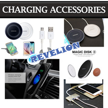 ★PROMO!★Samsung Wireless Charging Pad Nillkin Qi Wireless Charger Baseus USB Type-C Hub
