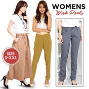 Best seller! Womens Pants - Long work pants - Work pants