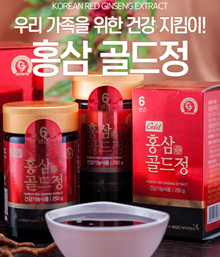 [正官庄][Korean Genuine Red Ginseng] Extract 290g Descendants of the sun / Ginseng Easy Portability 6 years old Red Ginseng Extract