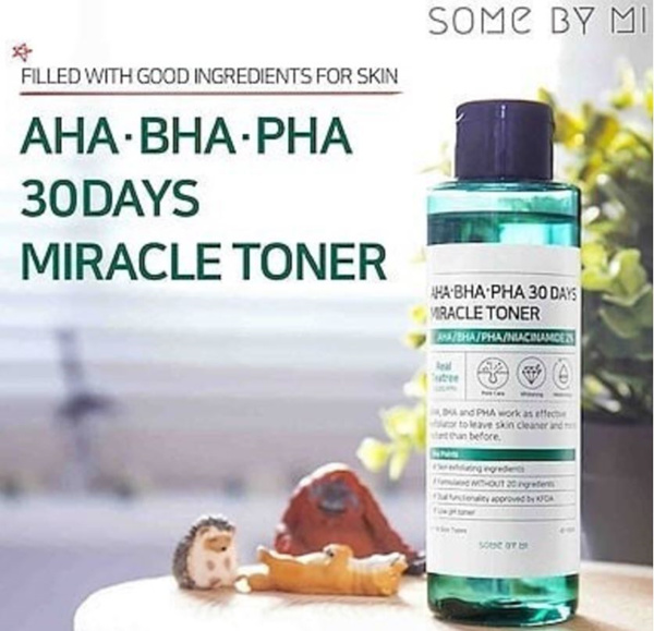 ? 30Days Miracle Toner Deals for only S$69.9 instead of S$0