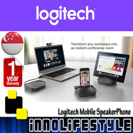 ★Free Shipping★ Logitech P710e Mobile Speakerphone with Enterprise-Quality Audio ★1 Year Warranty★