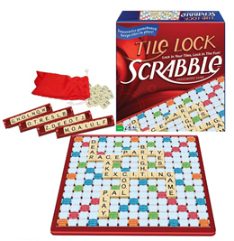 Ship from SGP: Tile Lock Scrabble